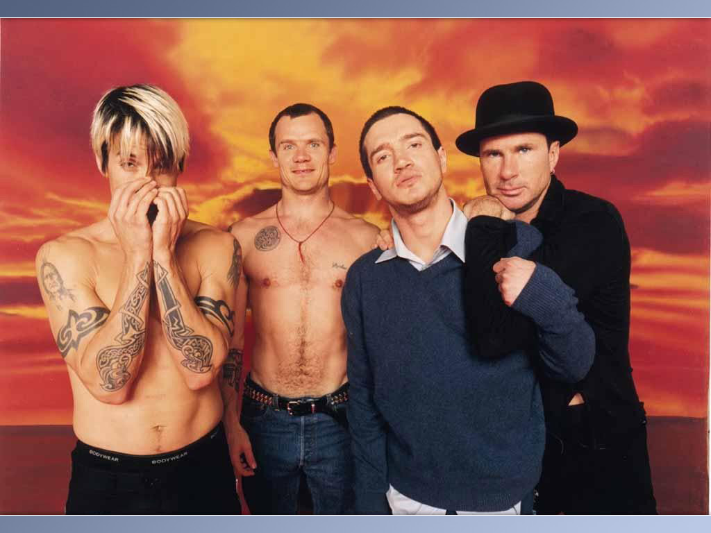 meet me at the corner red hot chili peppers vocalist
